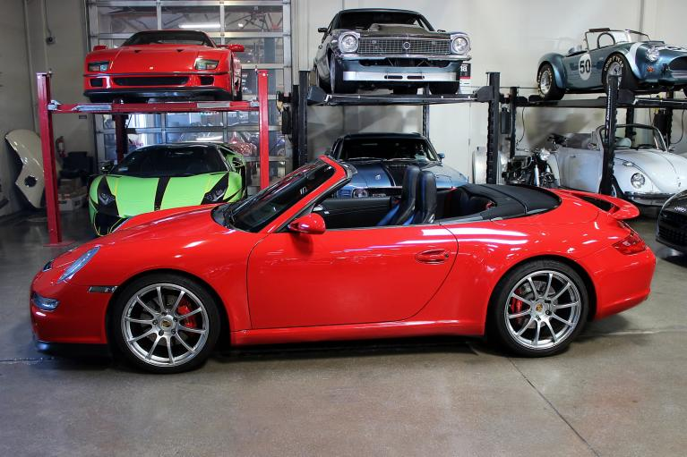 Used 2005 Porsche 911 C4S Cabriolet for sale Sold at San Francisco Sports Cars in San Carlos CA 94070 4