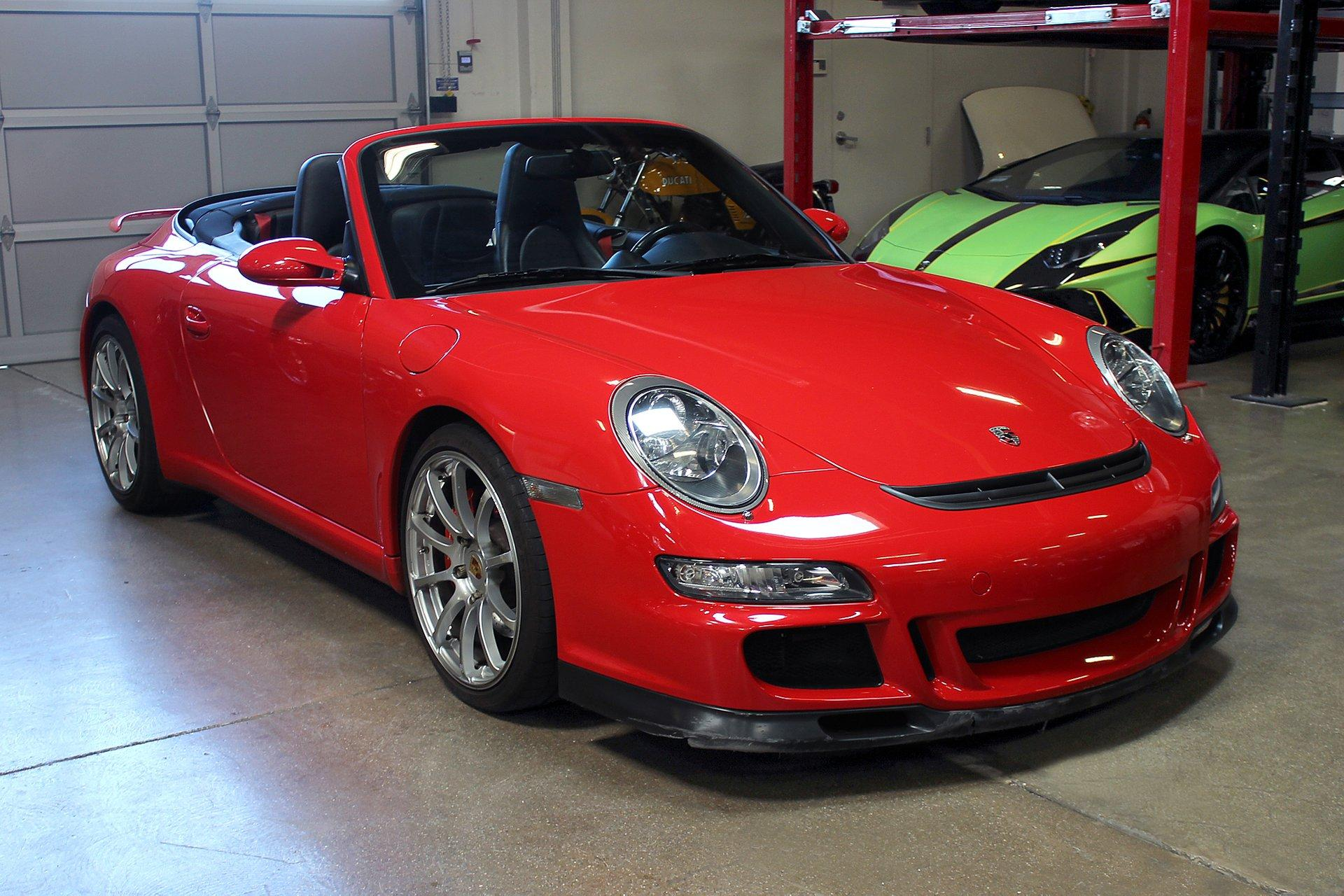 Used 2005 Porsche 911 C4S Cabriolet for sale Sold at San Francisco Sports Cars in San Carlos CA 94070 1