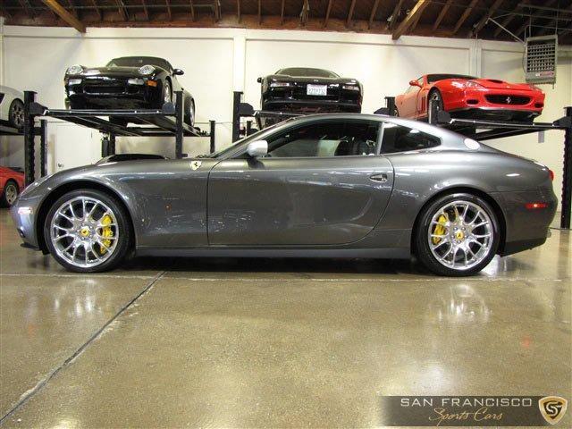 Used 2008 Ferrari 612 Scaglietti OTO for sale Sold at San Francisco Sports Cars in San Carlos CA 94070 2