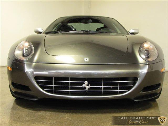Used 2008 Ferrari 612 Scaglietti OTO for sale Sold at San Francisco Sports Cars in San Carlos CA 94070 1