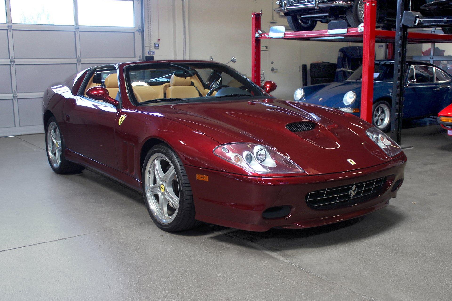 Used 2005 Ferrari Superamerica for sale Sold at San Francisco Sports Cars in San Carlos CA 94070 1