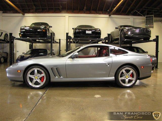 Used 2005 Ferrari 575M GTC for sale Sold at San Francisco Sports Cars in San Carlos CA 94070 3