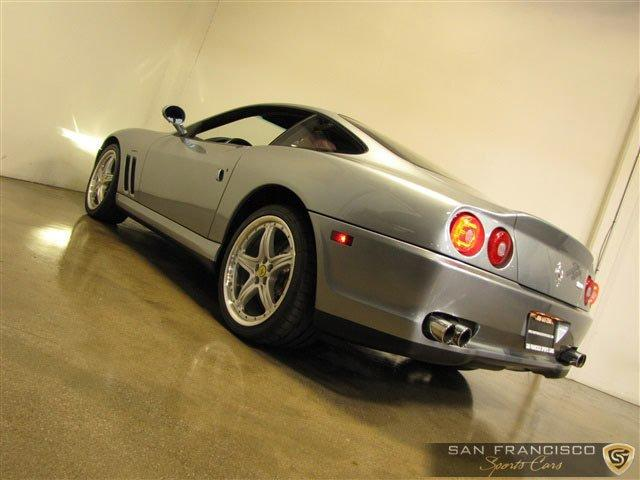 Used 2005 Ferrari 575M GTC for sale Sold at San Francisco Sports Cars in San Carlos CA 94070 4