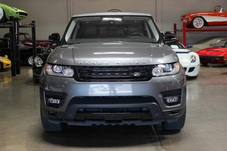 Used 2014 Land Rover Range Rover for sale Sold at San Francisco Sports Cars in San Carlos CA 94070 2