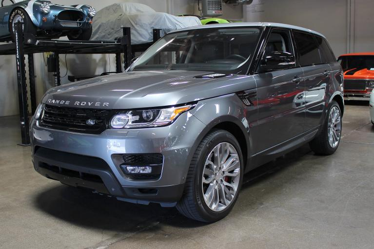 Used 2014 Land Rover Range Rover for sale Sold at San Francisco Sports Cars in San Carlos CA 94070 3