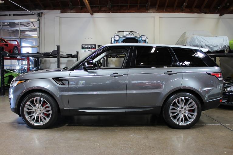 Used 2014 Land Rover Range Rover for sale Sold at San Francisco Sports Cars in San Carlos CA 94070 4