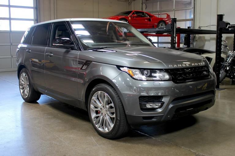 Used 2014 Land Rover Range Rover for sale Sold at San Francisco Sports Cars in San Carlos CA 94070 1
