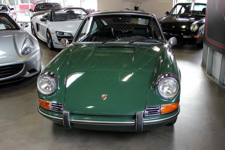Used 1969 Porsche 912 for sale Sold at San Francisco Sports Cars in San Carlos CA 94070 2