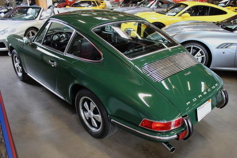 Used 1969 Porsche 912 for sale Sold at San Francisco Sports Cars in San Carlos CA 94070 4