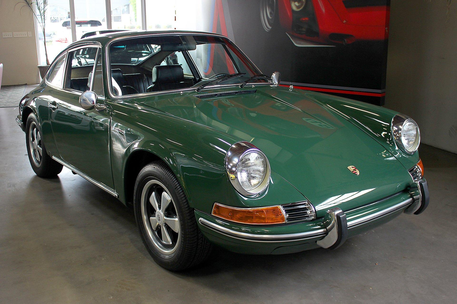 Used 1969 Porsche 912 for sale Sold at San Francisco Sports Cars in San Carlos CA 94070 1