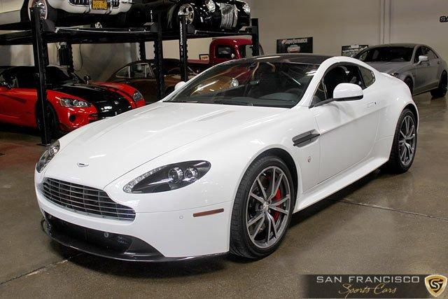 Used 2013 Aston Martin Vantage S for sale Sold at San Francisco Sports Cars in San Carlos CA 94070 2