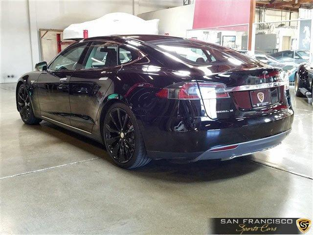 Used 2013 Tesla Model S P85 for sale Sold at San Francisco Sports Cars in San Carlos CA 94070 3