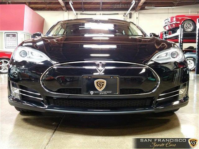 Used 2013 Tesla Model S P85 for sale Sold at San Francisco Sports Cars in San Carlos CA 94070 1