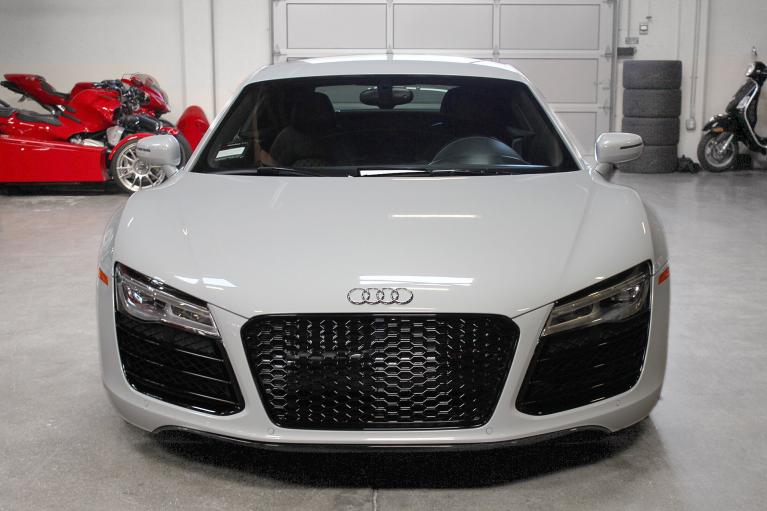 Used 2014 Audi R8 for sale Sold at San Francisco Sports Cars in San Carlos CA 94070 2