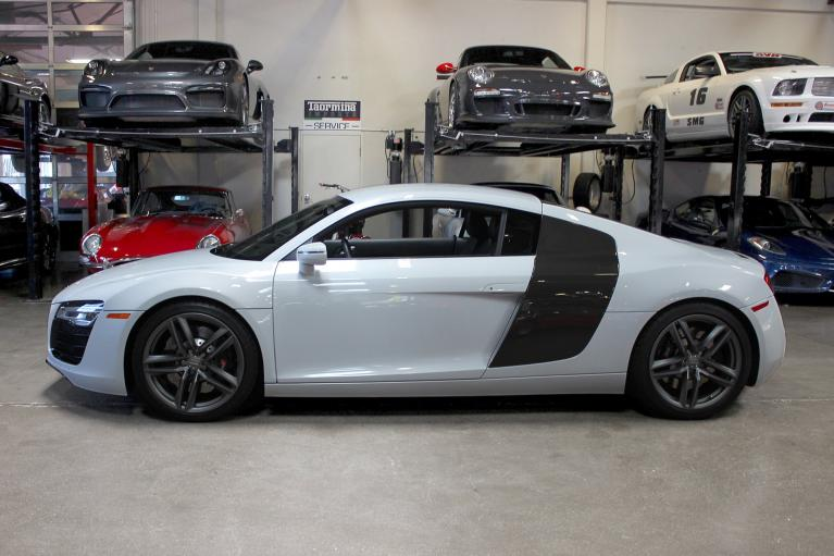 Used 2014 Audi R8 for sale Sold at San Francisco Sports Cars in San Carlos CA 94070 4