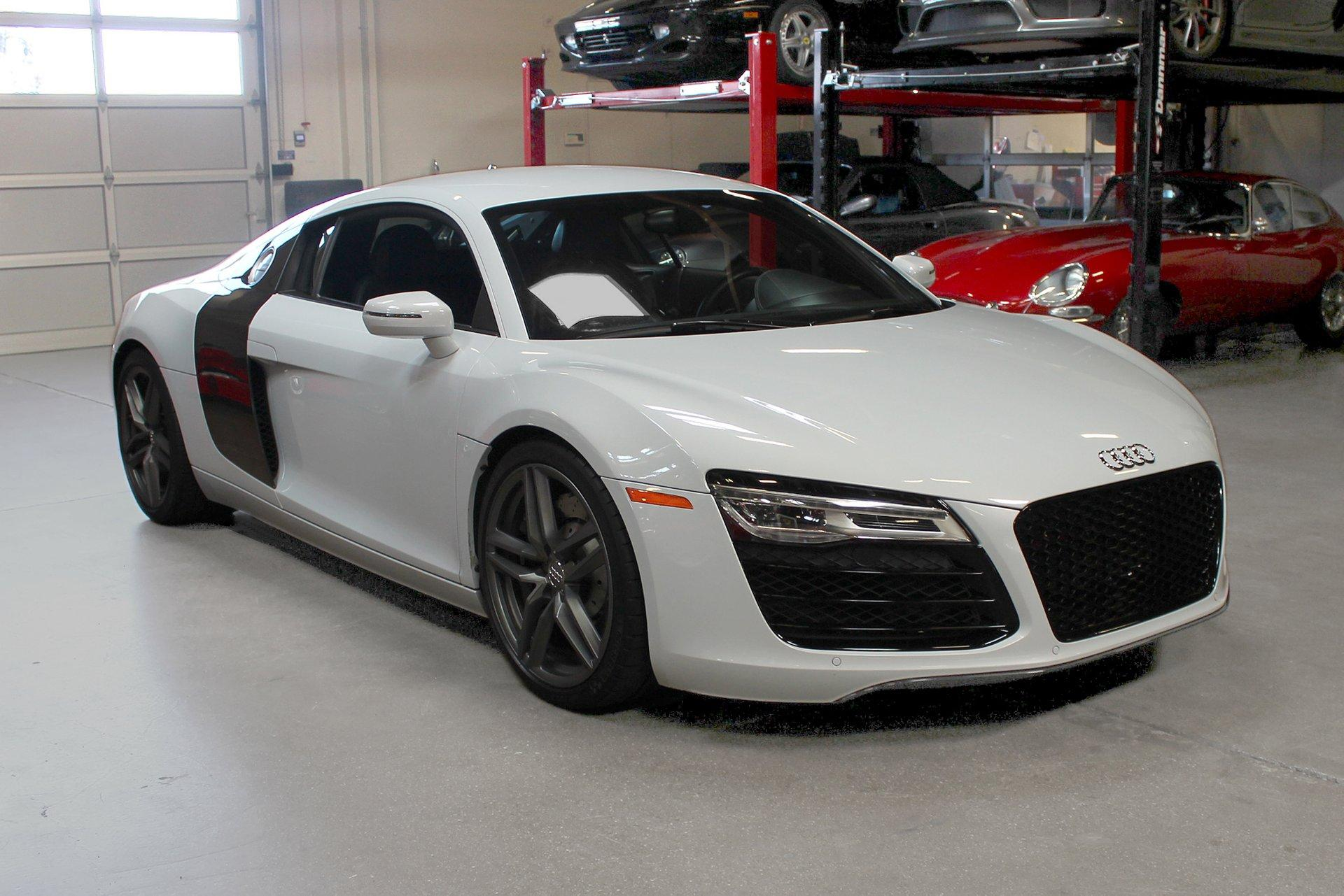 Used 2014 Audi R8 for sale Sold at San Francisco Sports Cars in San Carlos CA 94070 1