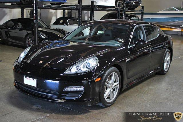 Used 2010 Porsche Panamera for sale Sold at San Francisco Sports Cars in San Carlos CA 94070 1