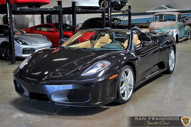 Used 2007 Ferrari F430 Spider for sale Sold at San Francisco Sports Cars in San Carlos CA 94070 2
