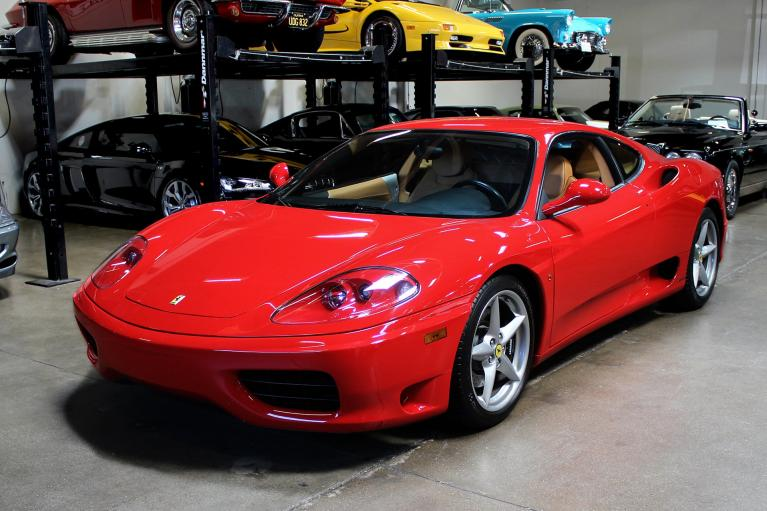 Used 2000 Ferrari 360 Modena for sale Sold at San Francisco Sports Cars in San Carlos CA 94070 3