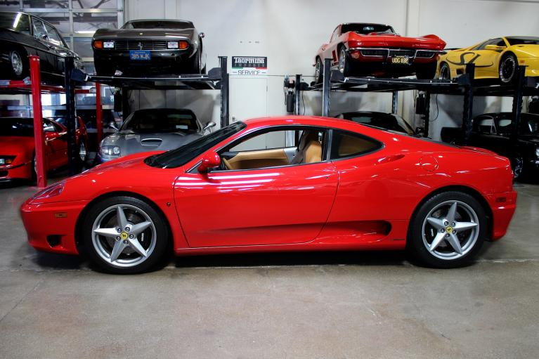 Used 2000 Ferrari 360 Modena for sale Sold at San Francisco Sports Cars in San Carlos CA 94070 4
