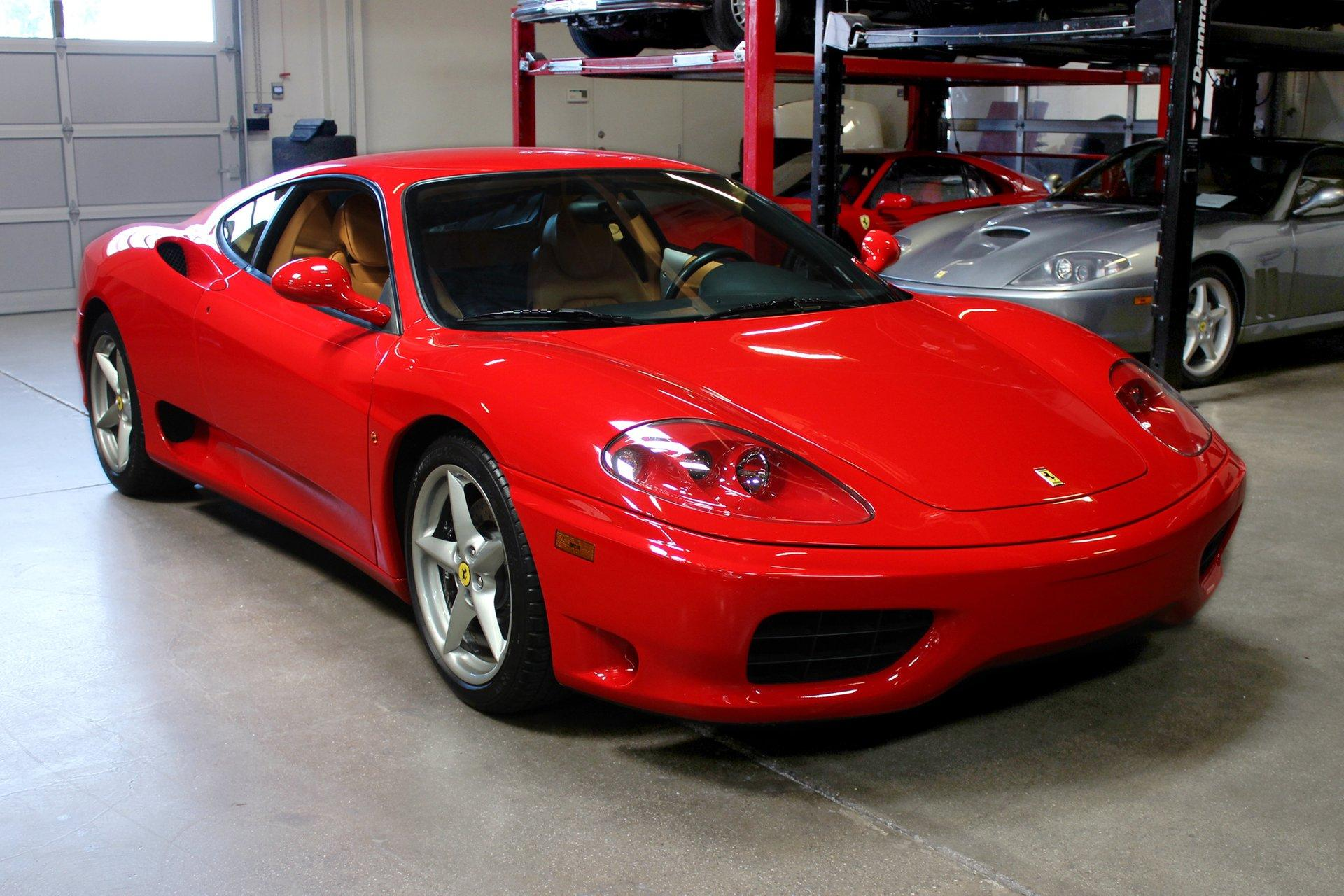 Used 2000 Ferrari 360 Modena for sale Sold at San Francisco Sports Cars in San Carlos CA 94070 1