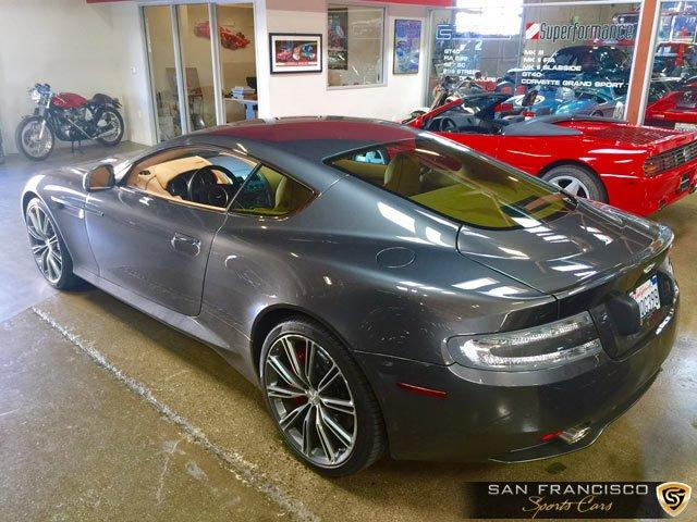 Used 2012 Aston Martin Virage for sale Sold at San Francisco Sports Cars in San Carlos CA 94070 4