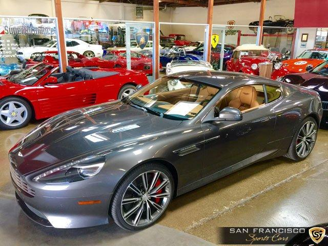 Used 2012 Aston Martin Virage for sale Sold at San Francisco Sports Cars in San Carlos CA 94070 1