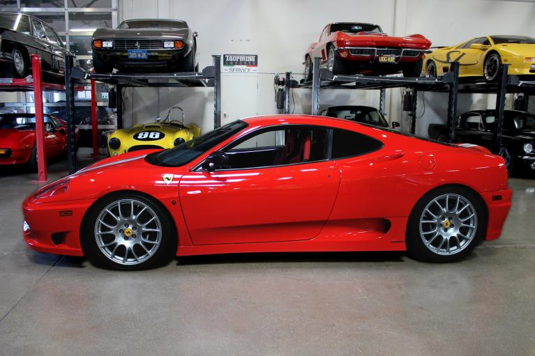 Used 2004 Ferrari 360 Challenge Stradale for sale Sold at San Francisco Sports Cars in San Carlos CA 94070 4