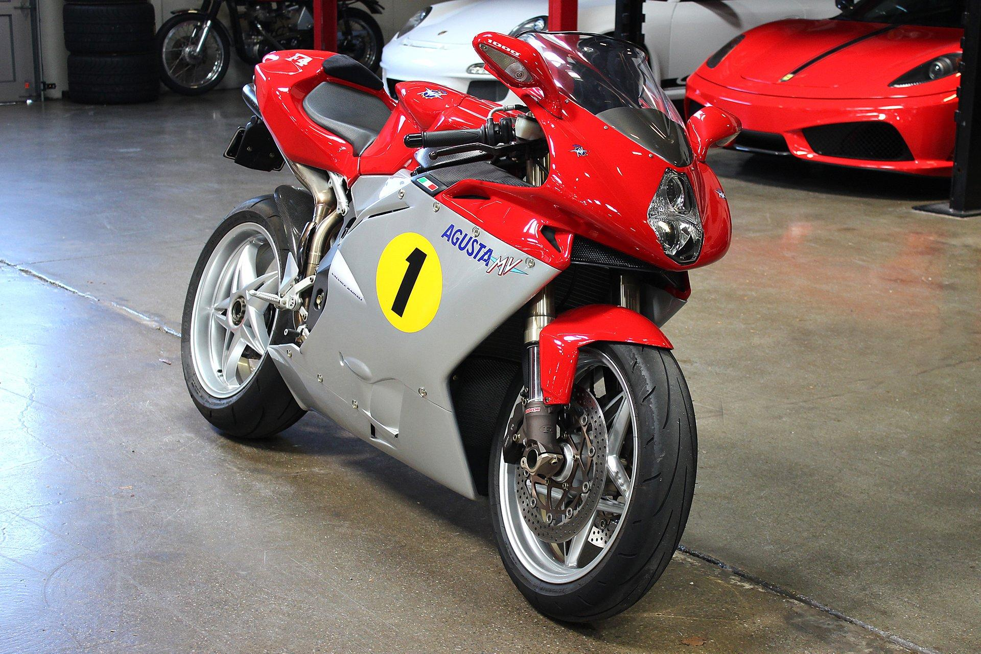 Used 2006 MV Agusta  for sale Sold at San Francisco Sports Cars in San Carlos CA 94070 1