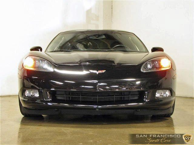 Used 2007 Chevrolet Corvette Z51 for sale Sold at San Francisco Sports Cars in San Carlos CA 94070 1