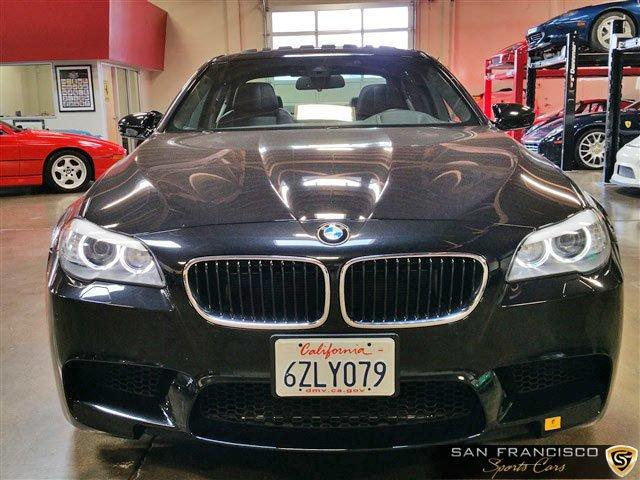 Used 2013 BMW M5 for sale Sold at San Francisco Sports Cars in San Carlos CA 94070 2