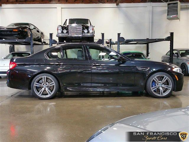 Used 2013 BMW M5 for sale Sold at San Francisco Sports Cars in San Carlos CA 94070 3