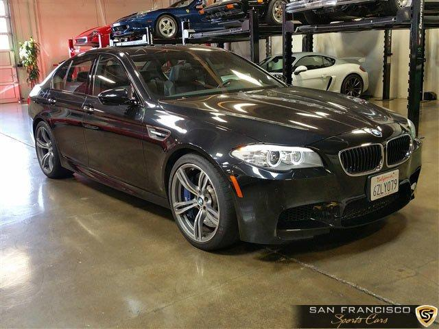 Used 2013 BMW M5 for sale Sold at San Francisco Sports Cars in San Carlos CA 94070 4