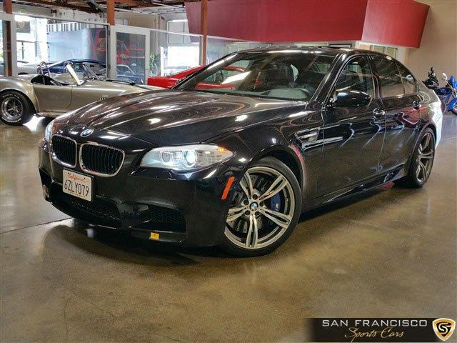 Used 2013 BMW M5 for sale Sold at San Francisco Sports Cars in San Carlos CA 94070 1
