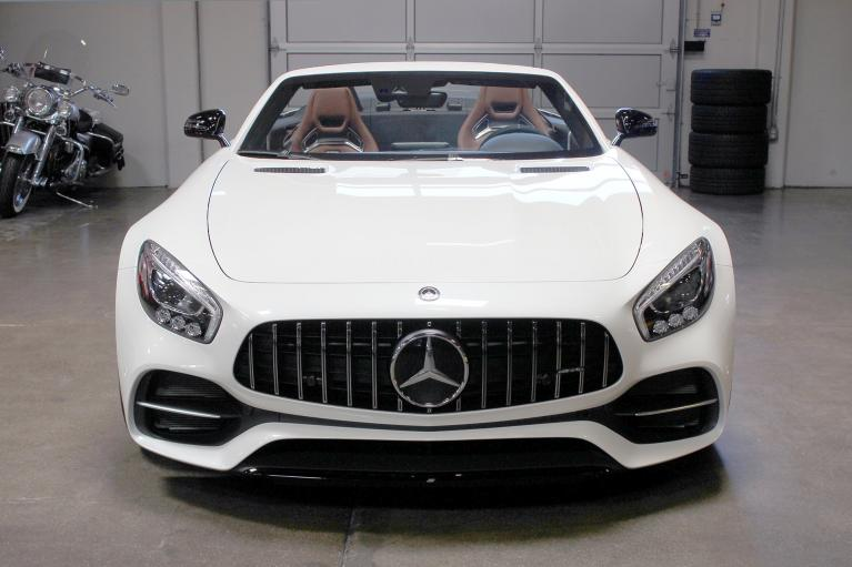 Used 2018 Mercedes-Benz AMG GT-C for sale Sold at San Francisco Sports Cars in San Carlos CA 94070 2