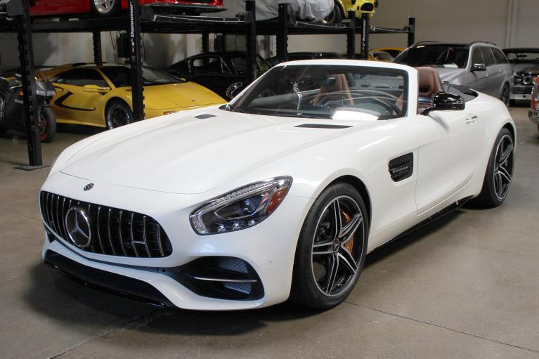 Used 2018 Mercedes-Benz AMG GT-C for sale Sold at San Francisco Sports Cars in San Carlos CA 94070 3