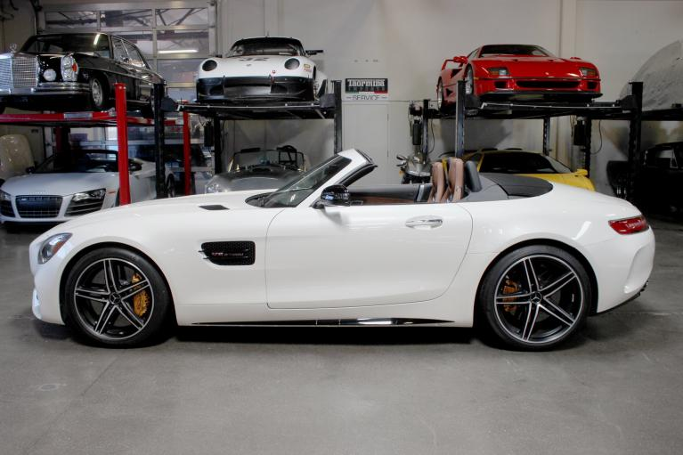 Used 2018 Mercedes-Benz AMG GT-C for sale Sold at San Francisco Sports Cars in San Carlos CA 94070 4