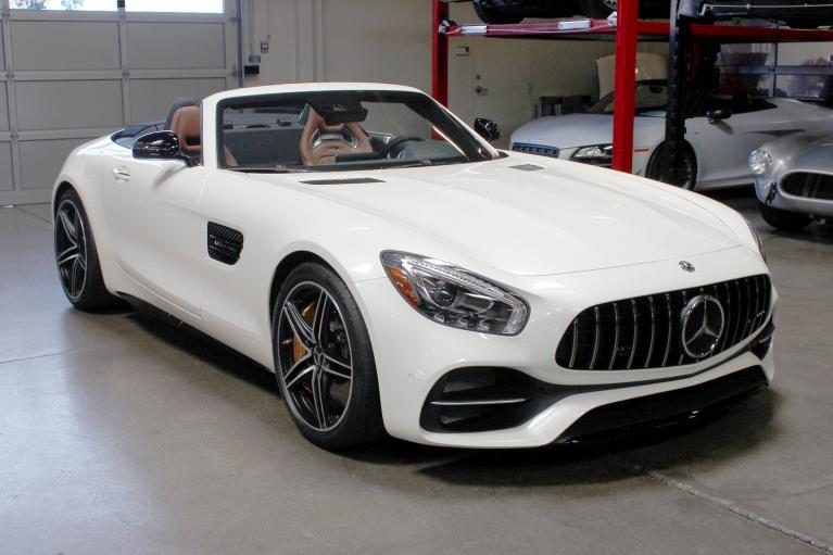 Used 2018 Mercedes-Benz AMG GT-C for sale Sold at San Francisco Sports Cars in San Carlos CA 94070 1