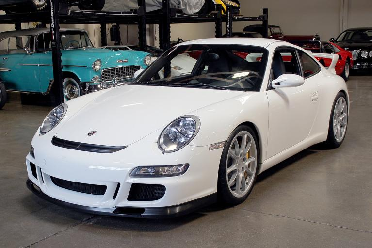 Used 2007 Porsche 911 GT3 Sharkwerks 3.9 for sale Sold at San Francisco Sports Cars in San Carlos CA 94070 3