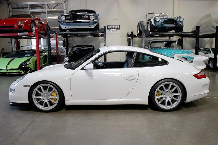 Used 2007 Porsche 911 GT3 Sharkwerks 3.9 for sale Sold at San Francisco Sports Cars in San Carlos CA 94070 4