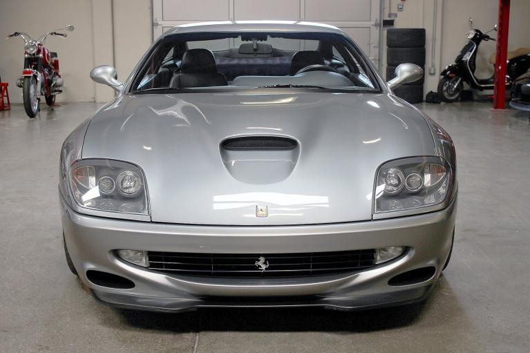 Used 2000 Ferrari 550 Maranello for sale Sold at San Francisco Sports Cars in San Carlos CA 94070 2