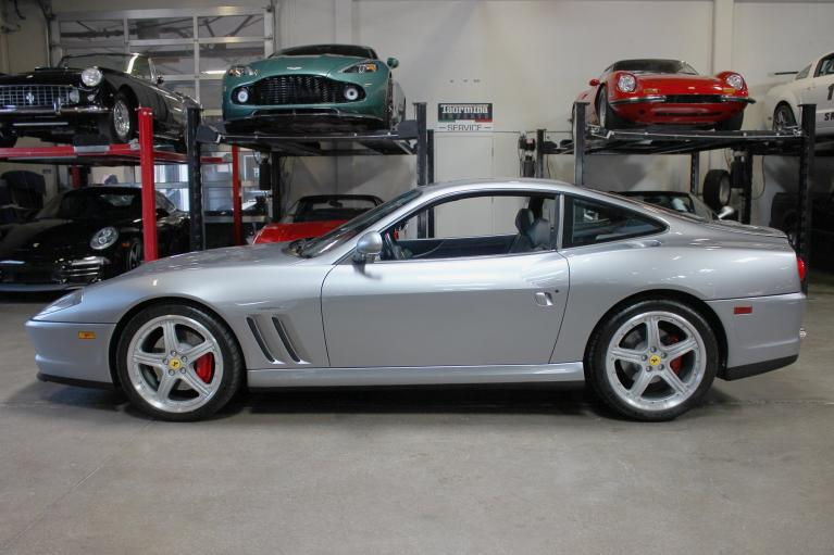 Used 2000 Ferrari 550 Maranello for sale Sold at San Francisco Sports Cars in San Carlos CA 94070 4