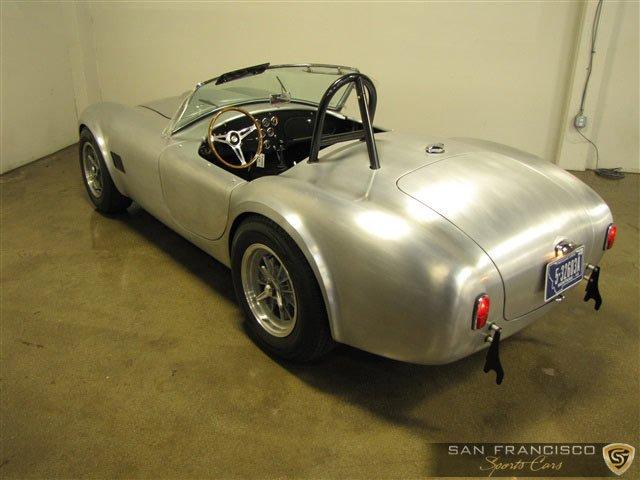 Used 1965 Kirkham Aluminum Cobra for sale Sold at San Francisco Sports Cars in San Carlos CA 94070 4