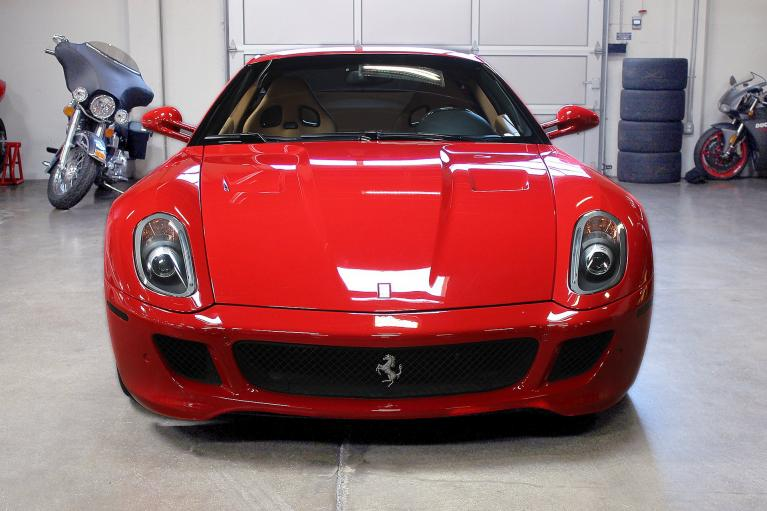Used 2009 Ferrari 599 for sale Sold at San Francisco Sports Cars in San Carlos CA 94070 2