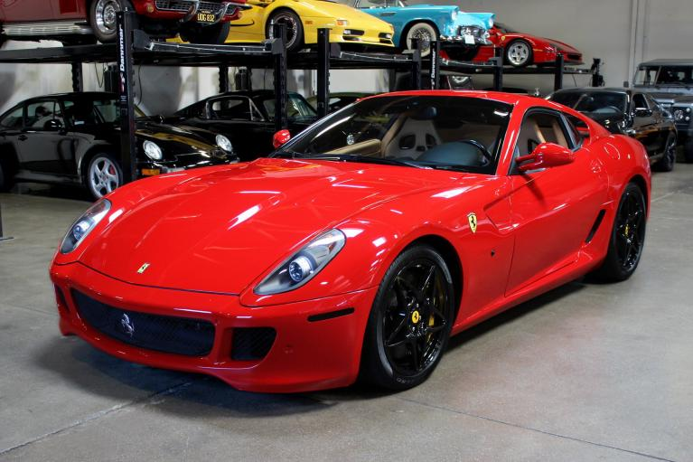Used 2009 Ferrari 599 for sale Sold at San Francisco Sports Cars in San Carlos CA 94070 3