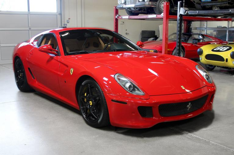 Used 2009 Ferrari 599 for sale Sold at San Francisco Sports Cars in San Carlos CA 94070 1