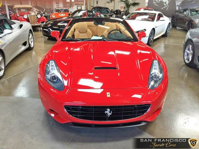 Used 2010 Ferrari California for sale Sold at San Francisco Sports Cars in San Carlos CA 94070 1