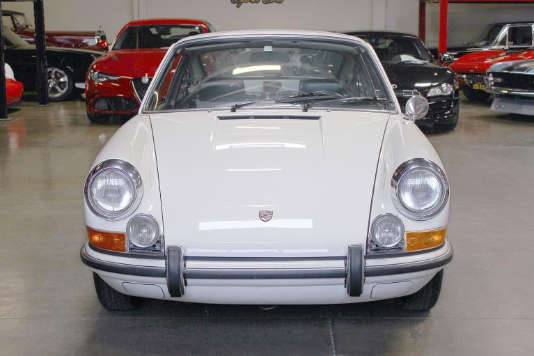 Used 1970 Porsche 911S for sale Sold at San Francisco Sports Cars in San Carlos CA 94070 2