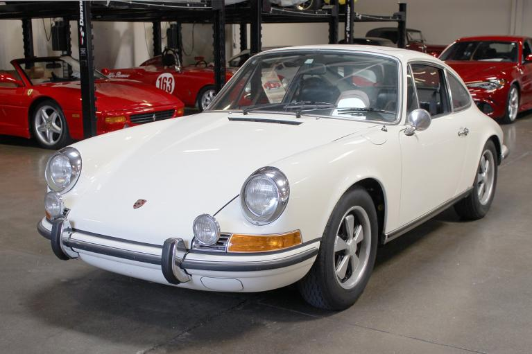 Used 1970 Porsche 911S for sale Sold at San Francisco Sports Cars in San Carlos CA 94070 3