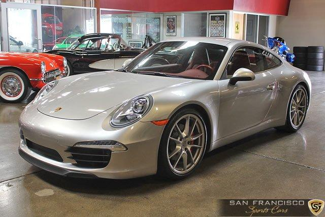 Used 2012 Porsche 911 Carrera S for sale Sold at San Francisco Sports Cars in San Carlos CA 94070 2